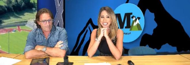 Il Mattino da Dimaro live con Claudia Mercurio e Gigi e Ross