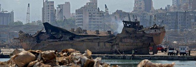 Esplosione a Beirut, spunta il video di una bomba: tutte le ipotesi in campo