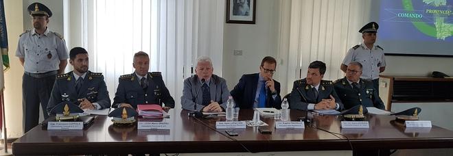 La conferenza stampa tenutasi oggi a Cosenza