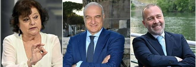 Sindaco Roma, Enrico Michetti canditato del centrodestra in ticket con Matone vice