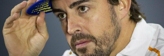 Alonso operato alla mascella dopo l'incidente in bici: il Mondiale non è a rischio