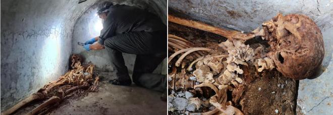 Pompei, scoperta una tomba unica: è giallo sul corpo semi-mummificato
