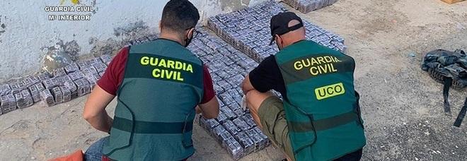 Droga dalla Spagna al Salento, nove arresti. Il collegamento con la Scu