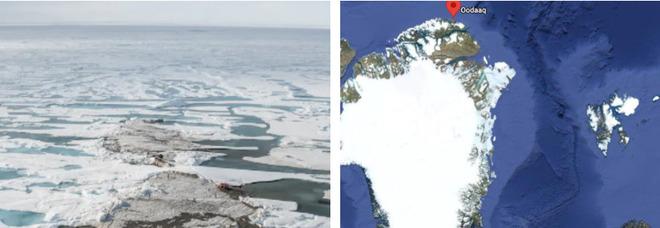 L'ultima Thule è un po' più a Nord: scoperta l'isola più settentrionale del mondo Video Foto