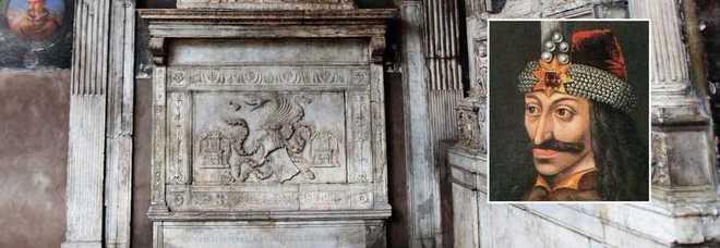 Campania, la scoperta. «Dracula è sepolto a Napoli. Sappiamo dov'è la sua tomba» | Video e Foto