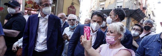 Comunali a Napoli, Manfredi al «Sabato delle Idee»: «Trasformare Napoli nell'ordinarietà»