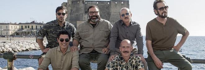 Napoli al centro di «Ritorno al crimine»: nel cast anche Carlo Buccirosso e Gianfranco Gallo
