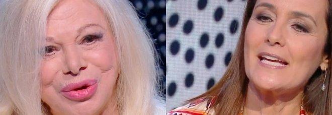 Sandra Milo choc a Estate in Diretta: «Mi ha fatta piangere, gli ho tirato una ciabatta...». Roberta Capua allibita