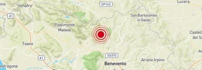 Terremoto a Pontelandolfo