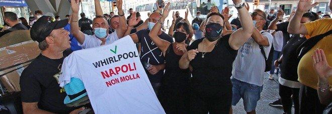 Whirlpool Napoli, sì unanime della Camera a mozione per il rilancio del sito di Ponticelli