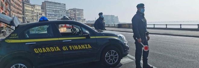 Controlli anti-Covid a Napoli: 127 multe dal centro alla periferia