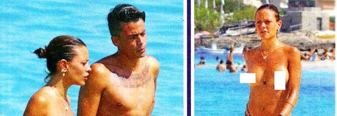 Silvia Provvedi, addio Corona: topless a Formentera con il fidanzato Francesco