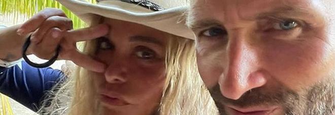Vera Gemma e Massimiliano Rosolino (Instagram)