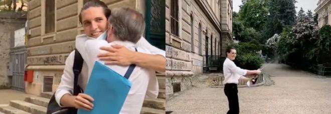 Tommaso Stanzani di Amici ha preso il diploma di maturità, i festeggiamenti e il nuovo progetto in televisione