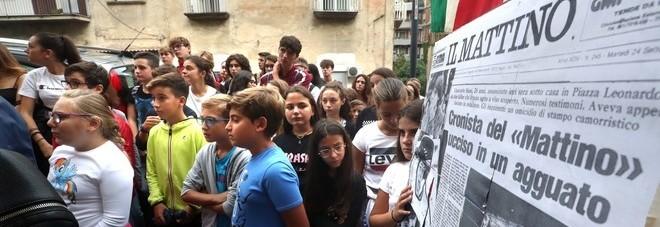 Napoli ricorda Giancarlo Siani 34 anni dopo: la sala della memoria al Pan per tutte le vittime innocenti