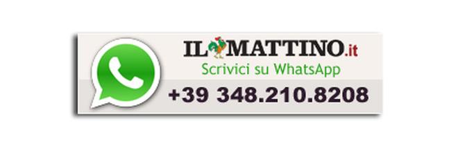 Il mattino anche su whatsapp ecco il numero per inviare for Il mattino di napoli cronaca