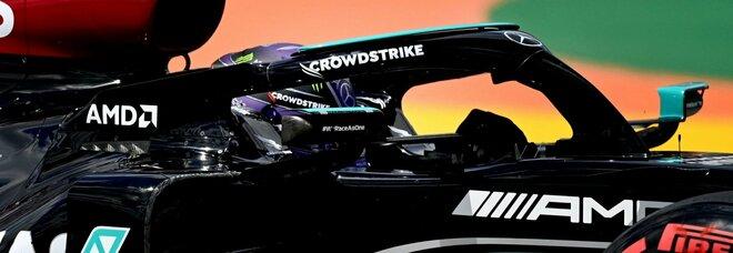 Formula 1, Hamilton domina le seconde libere davanti a Verstappen e Bottas