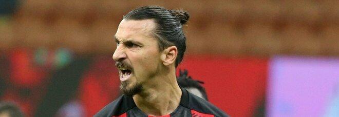 Milan, Ibrahimovic non ce la fa neanche contro il Verona: le condizioni dell'attaccante