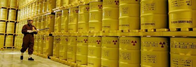 Rifiuti nucleari, individuate 67 aree idonee in 7 regioni per la costruzione del deposito: 22 sono nel Lazio