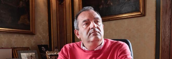 De Magistris candidato in Calabria: «Daremo di nuovo dignità ai calabresi»