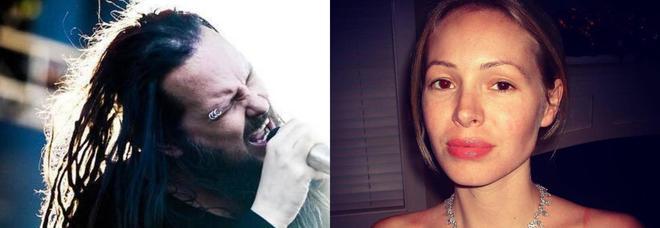 Deven Davis, la moglie del cantante dei Korn morta per un'overdose