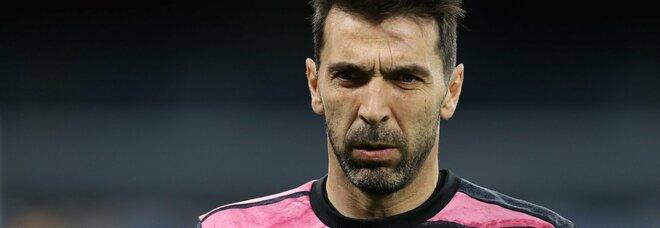 Il Benevento sfida la Juve che ritrova Buffon: lombalgia guarita