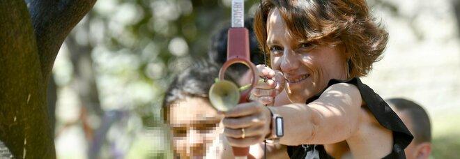 Il ministro della Famiglia Elena Bonetti