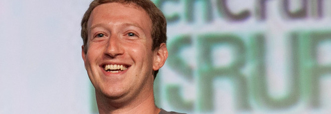 Mark Zuckerberg, Courtesy of Espresso Communication Agency