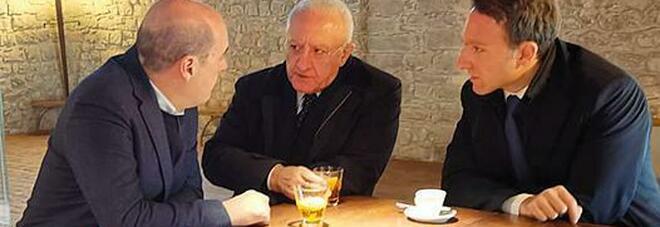 Elezioni comunali a Napoli, De Luca apre a M5S: Pd verso la grande coalizione