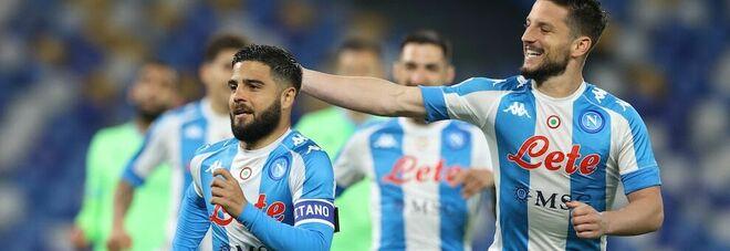 Il Napoli italiano vola altissimo: con i soli gol tricolori è da scudetto