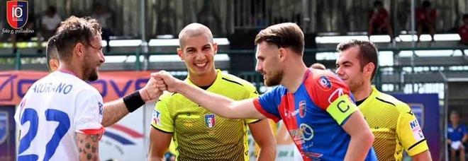 Gelbison vince 2-0 con il Paternò e ai playoff trova il San Luca