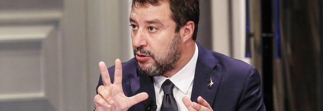 Matteo Salvini torna sovranista sull'euro: «Il mio attivismo fa paura»