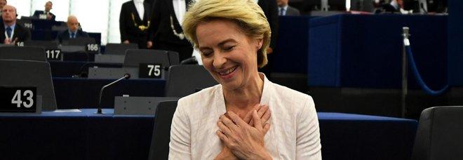 Ursula von der Leyen è lady Europa: presidente della commissione Ue, decisivi 14 voti M5S