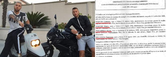 Willy Monteiro, così è stato ucciso: «Un calcio al petto poi una sfilza di pugni»