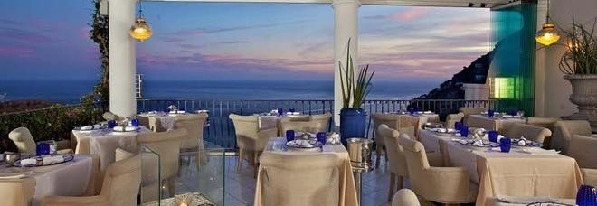 Li Galli dell\'Hotel Villa Franca a Positano, cenare con vista sull ...