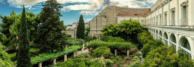 Suor Orsola Benincasa, una grande università