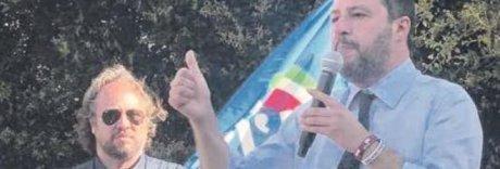 Mr Papeete sindaco di Napoli, sinistra in rivolta: «Mai un leghista»