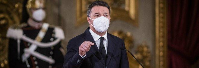 Renzi: «C'è solo un Presidente!». Alla fine Matteo può esultare per la scommessa vinta