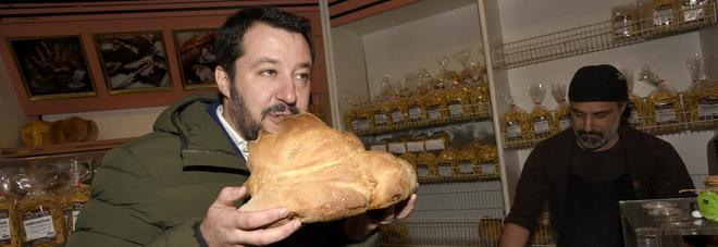 La svolta di Salvini: Lega, addio secessione.