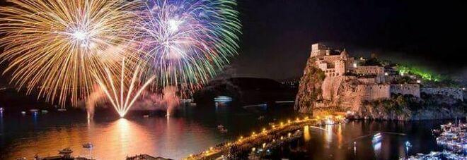 Ischia, obbligo di green pass per assistere alla festa di Sant'Anna