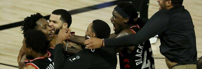 Playoff Nba, Anunoby sulla sirena: i Raptors riaprono la serie contro Boston