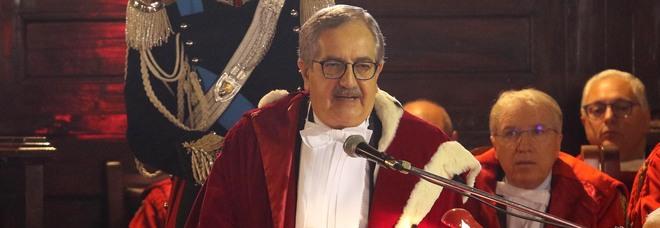 Riello: «Napoli priorità nazionale, bisogna disarmare i clan»