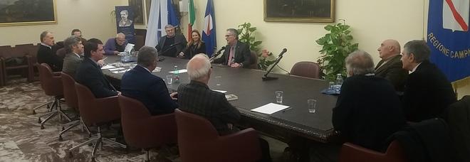 Fondazione Polis, s'insedia il nuovo comitato scientifico con Amaturo presidente