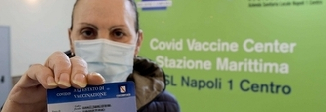 Vaccini anti-Covid, 6.742.506 dosi somministrate in tutta la Campania