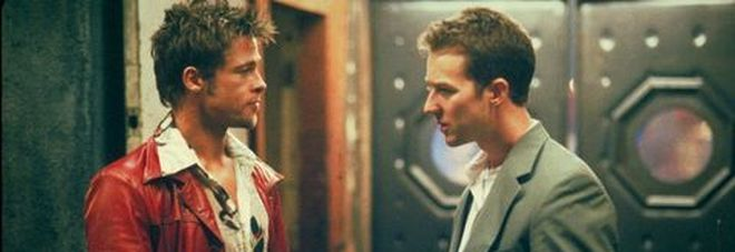 Fight Club, Brad Pitt rivela: «A Venezia io ed Edward Norton eravamo fattissimi...»