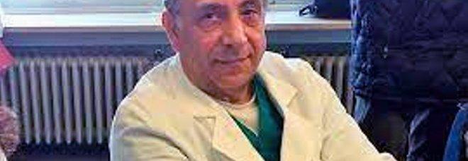 Il professor Santino Rizzo, primario Otorinolaringoiatria all'ospedale di Terni