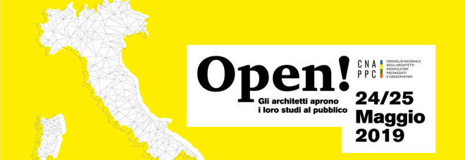 Studi di architettura aperti al pubblico tra aperitivi e progetti virtuali, mostre e restauri