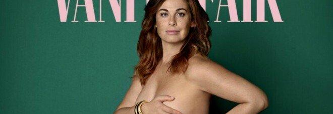 Vanessa Incontrada posa nuda su Vanity Fair contro haters e bullismo: «Nessuno ti può giudicare»