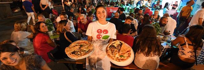 Napoli Pizza Village, inaugurata l'edizione 2019