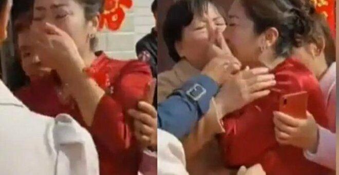 Durante la festa di fidanzamento del figlio, suocera scopre che la futura nuora è la figlia persa in gioventù
